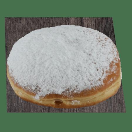 Dinkelkrapfen (Lactose frei)