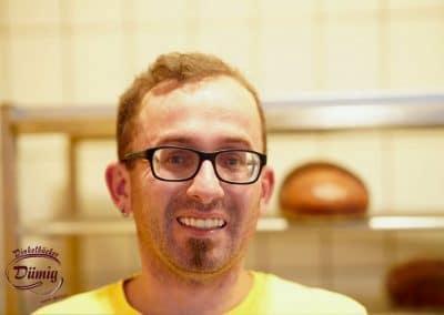 Dinkel-Bäckereihelfer Tom