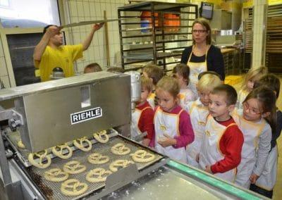 Backen mit Kindern - Dinkelbäcker Dümig