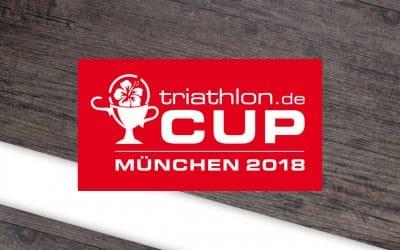 Wir sind Sponsor wie jedes Jahr beim Triathlon.de Cup