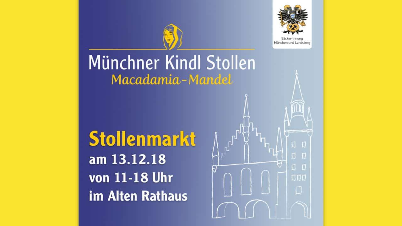 Münchner Kindl Stollenmarkt