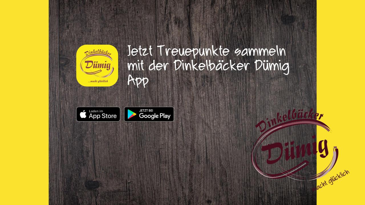 Dinkelbäcker Dümig App