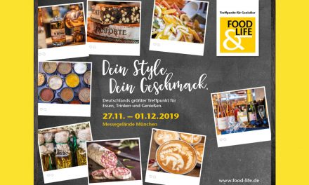 Dümig auf der Food & Life 2019