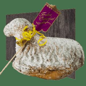 Osterlamm für das Osterfest